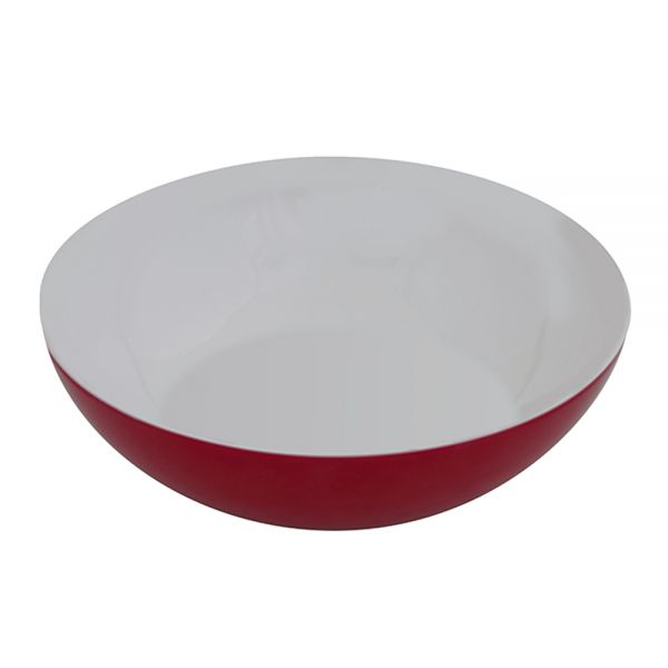 4 tlg. Set (Müsli) Schalen, Classic Line Twist red